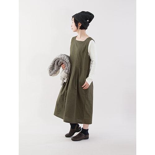 KL ダブルガーゼ ジャンパースカート